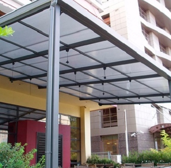 langkah membuat kanopi baja ringan info cara tiang rumah paling aman