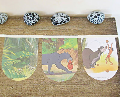 the jungle book bunting domum vindemia homewares birthday party decoration bookish