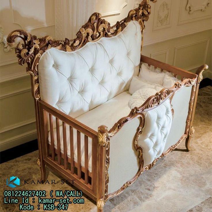 model tempat tidur anak ukir jepara 1