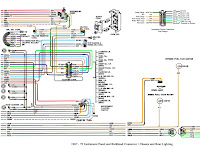 1972 Chevy Pickup Wiring Diagram