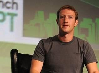 Zuckerberg: de olho no mercado de buscas