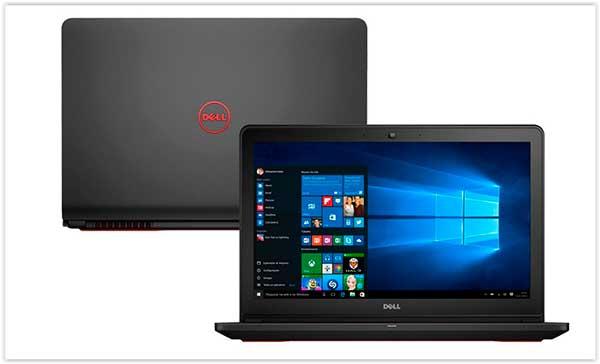 Melhor Notebook - Dell Inspiron 15 Gaming Edition
