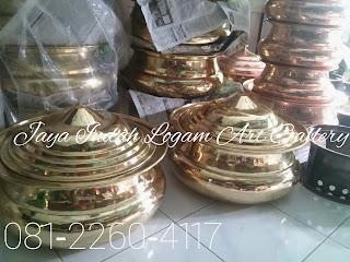 kerajinan logam tembaga dan kuningan