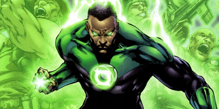 DC's Green Lantern Corps Movie Still In Works.