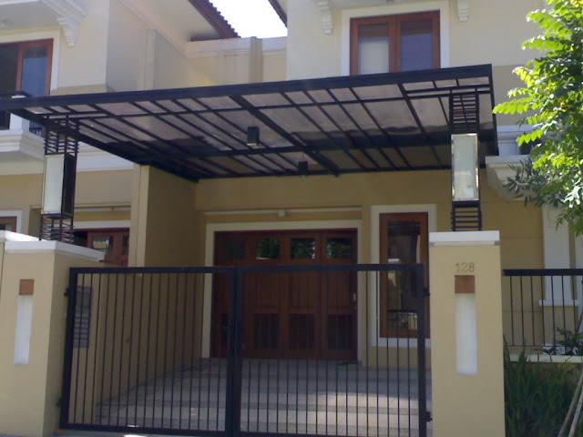 Desain Kanopi Carport yang Selaras dengan Desain Rumah