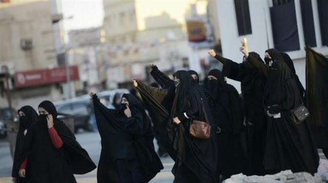 13 female prisoners held in Bahraini jails