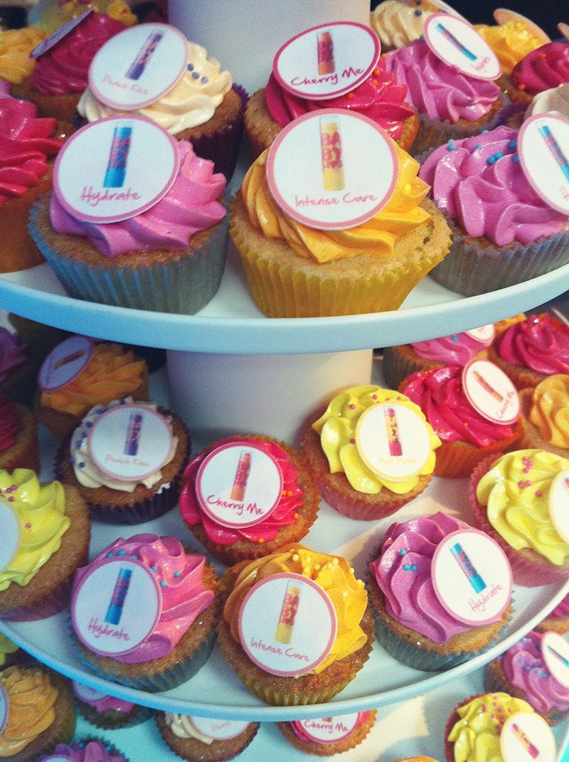 cupcakes baby lips