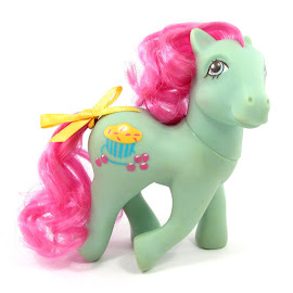 My Little Pony Cranberry Muffins Year Six Sweetberry Ponies G1 Pony