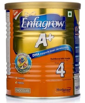 Susu Untuk Menggemukkan Badan Anak: Enfagrow A+4