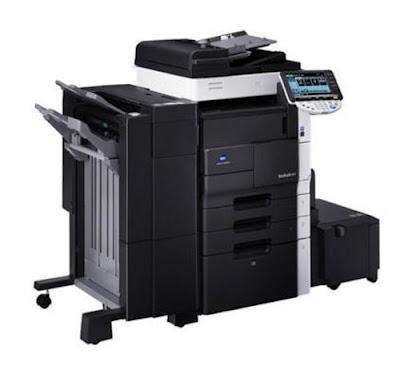 Konica Minolta 1510 Fax