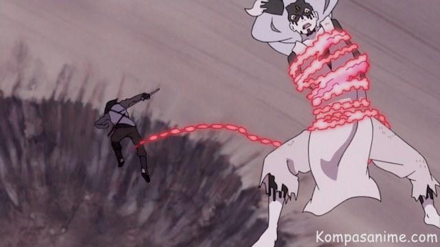 Kemampuan istimewa dari rinnegan sasuke
