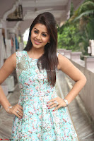 Nikki Galrani at Prema leela pelli gola trailer Launch ~  Exclusive 117.JPG