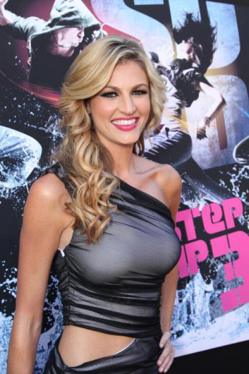 Hot And Sexy Actress  Erin Andrews