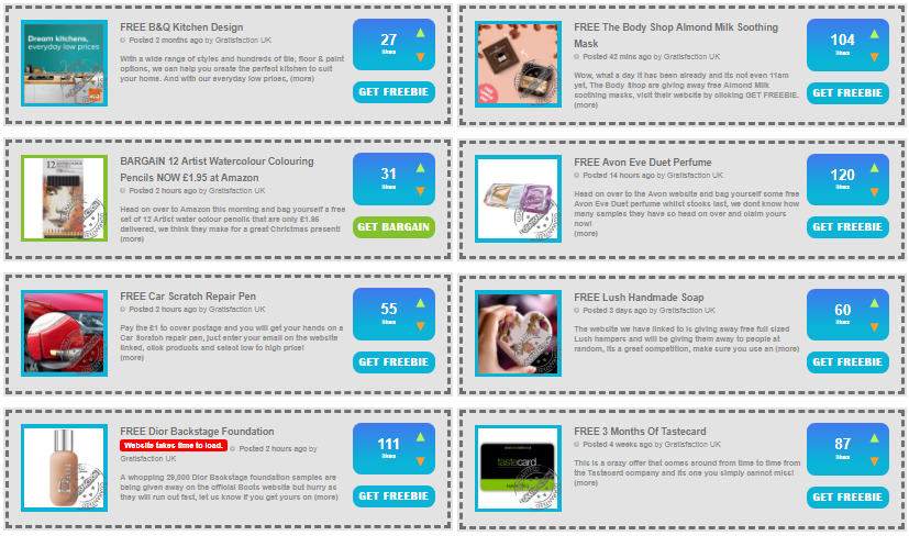 46e2cf7cb هو موقع مميز يحتوي علي عدة أقسام لمجموعة من المجانيات وهو يشارك يوميا  مواضيع حصرية للحصول بشكل مجاني علي عدة أشياء مهمة مثل العطور والأقمصة  والكتب والعديد ...