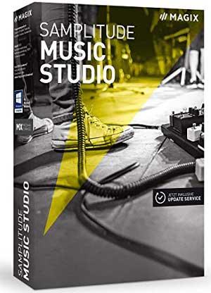 MAGIX Samplitude Music Studio 2017 Serial Number Free Download