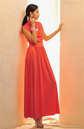 Model Dress Wanita Modern Untuk Pesta Terbaru