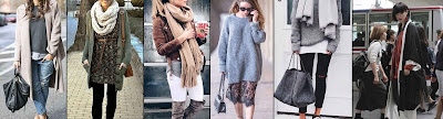 Top Trends long layered cloth Womens style 2018