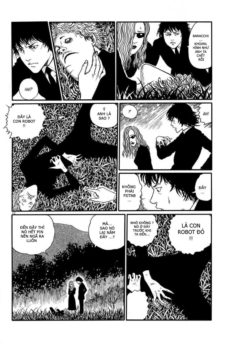 Black Paradox chap 3 trang 12