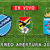 【En Vivo】Bolívar vs. Blooming - Torneo Apertura 2019
