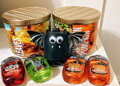 Bath & Body Works Halloween