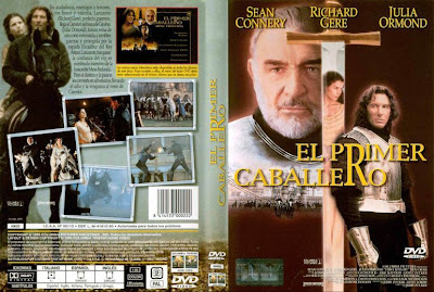Caratula, cover, dvd: El Primer Caballero | 1995 | First Knight