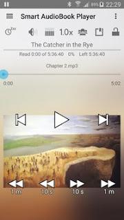تطبيق Smart AudioBook Player