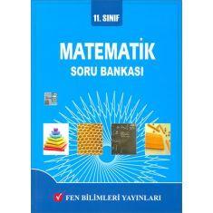 Fen Bilimleri 11.Sınıf Matematik Soru Bankası (2017)