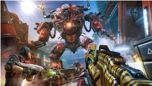 Shadowgun Legends Apk Data Mod Ammo Free for android