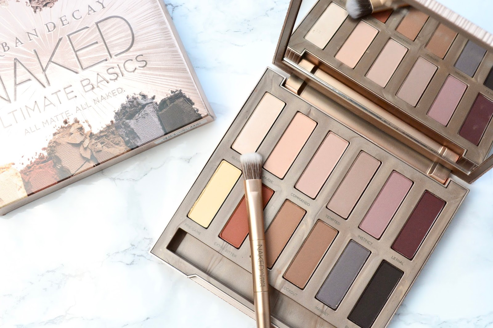 Urban Decay Naked Ultimate Basics Platte