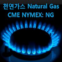 천연가스 가격 전망 : 당분간 기준선은 2.34 - 해외선물 CME NYMEX: NG, 1 mmBtu/달러($)