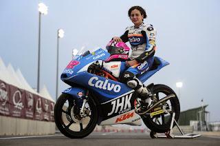 Ana Carrasco Gadis Pembalap Motor Dunia
