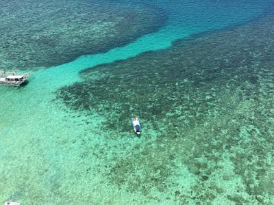View Dari Atas Mercusuar - Belitung