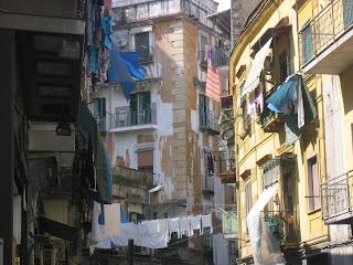 Jodice grew up in the Rione Sanità  neighbourhood