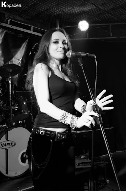 Ladies of Metal: Tatiana Tkachuk (Skaldborg), Ladies of Metal, Tatiana Tkachuk, Skaldborg