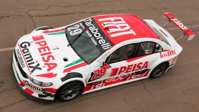 TOP RACE V 6  EN LA PLATA