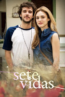telenovela Partes De Mi (Sete Vidas)