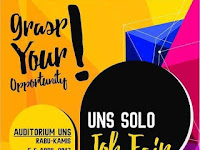 UNS Solo Job Fair XV Hadir di Bulan April 2017
