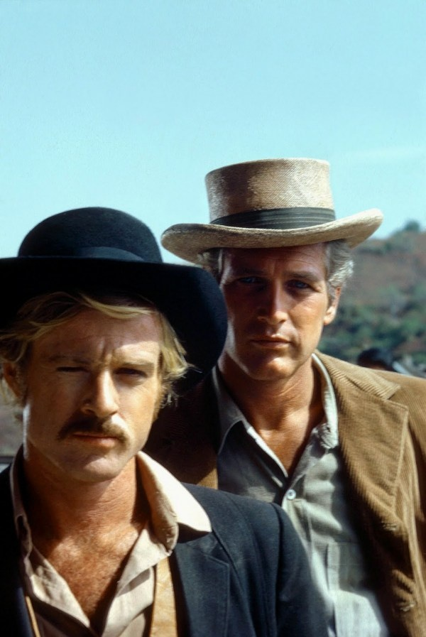 aa667a9cde2 Robert Redford and Paul Newman for the Movie  Butch Cassidy and the  Sundance Kid