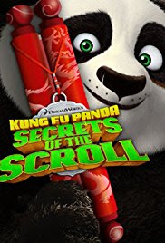 Film Kung Fu Panda: Secrets Of The Scroll (2016)