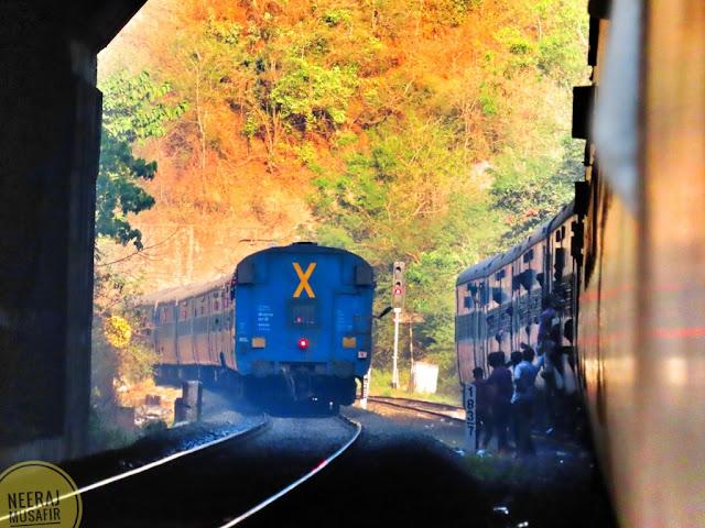 Ukshi Railway Station