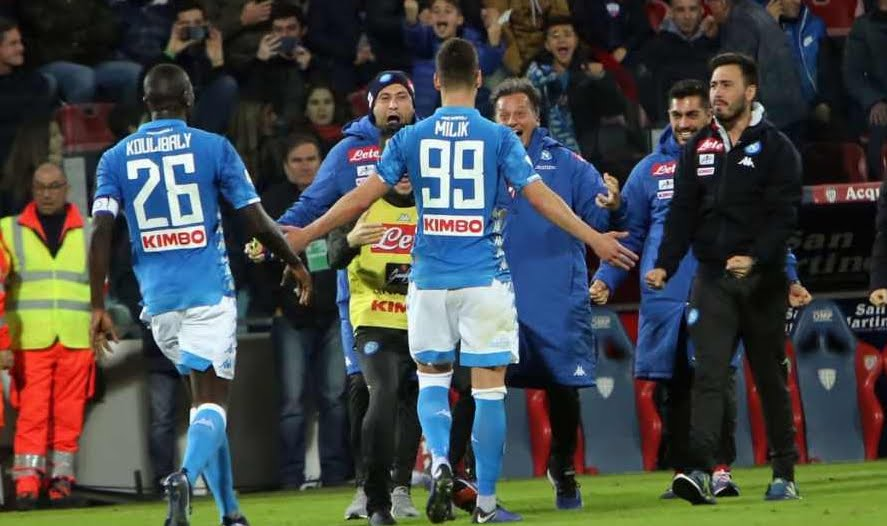 Vedere NAPOLI SPAL Streaming Gratis Rojadirecta.