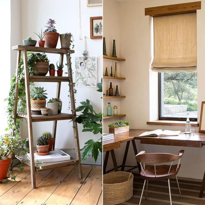 Soluzioni ed idee per arredare l'angolo di una stanza di casa