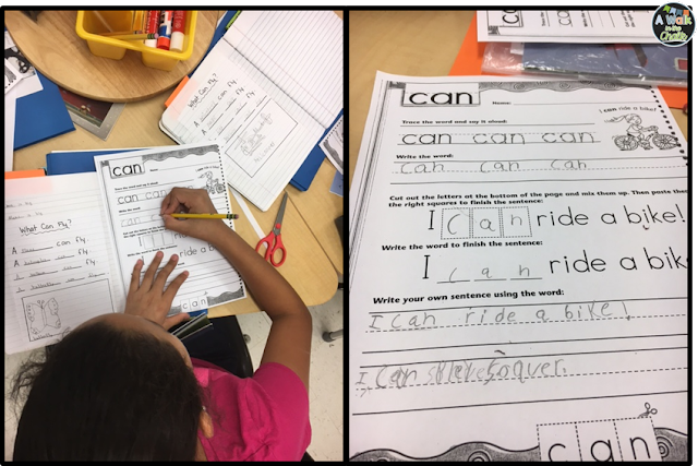 """An elementary ESL teacher shares a typical """"small group instruction"""" lesson for her beginning ELLs, along with what a typical week looks like."""