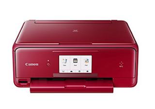 Canon PIXMA TS8052 Driver Download