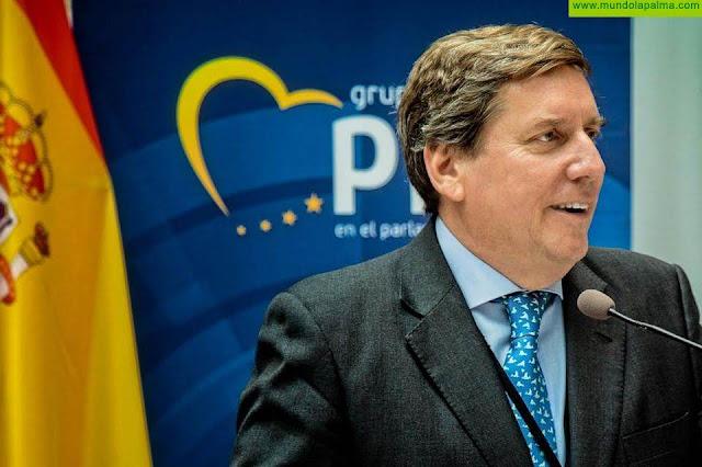 Mato solicita a la Comisión Europea criterios de protección ambiental adaptados a cada región para velar por el sector primario de Canarias
