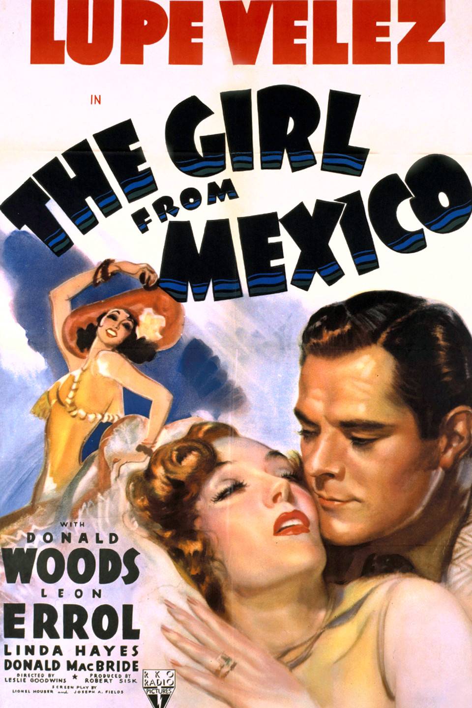 """The first of eight films in the """"Mexican Spitfire"""" series is an absolute  joy. I think I instantly became the world's biggest Lupe Velez fan after  watching ..."""
