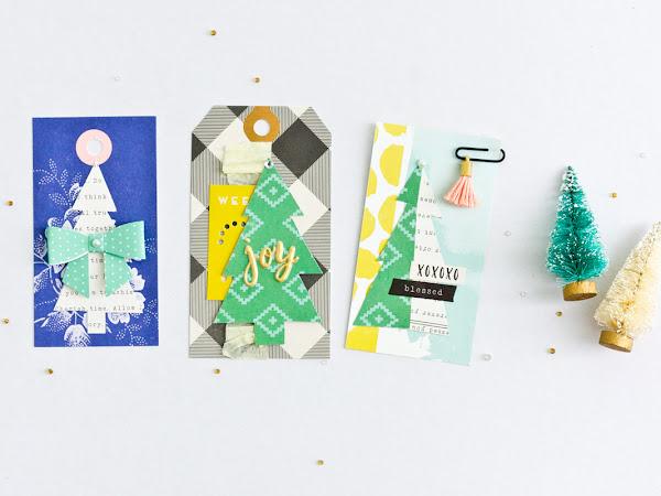 Maggie Holmes Design Team : Christmas Tags
