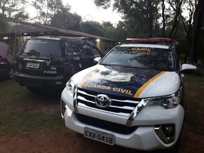 Canil da Guarda Civil de Rio Claro participa de operação conjunta com a Polícia Civil