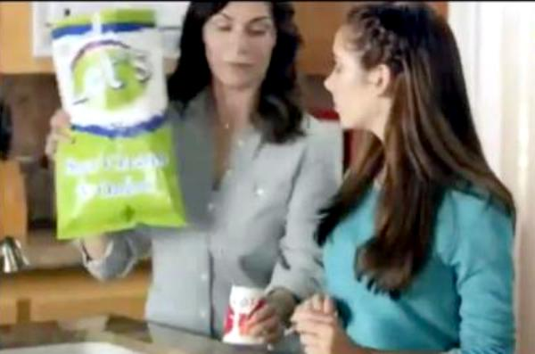 Yoplait Swaps And Little Tricks Tv Commercial With Haley Pullos