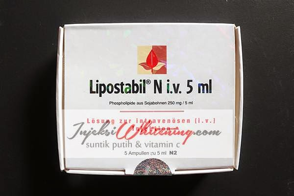 Lipostabil N i.v. 5ml Injection